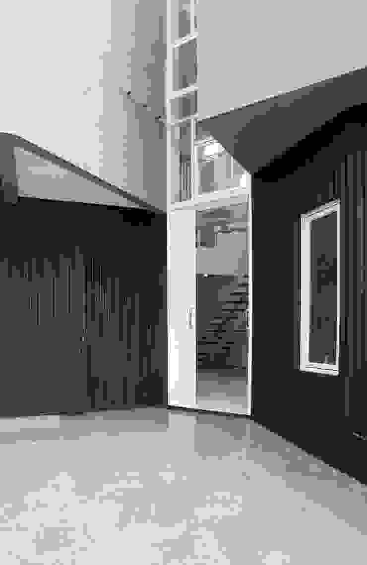 Pintu masuk Oleh Parametr Architecture Modern Aluminium/Seng