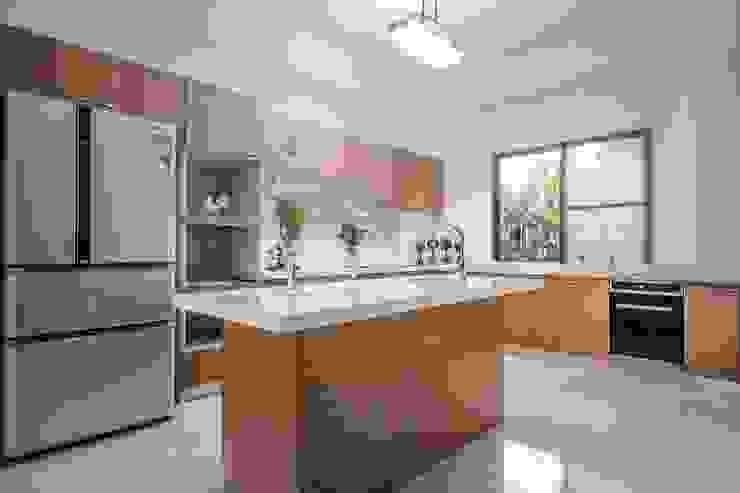 木豐家居設計中心 ห้องครัว