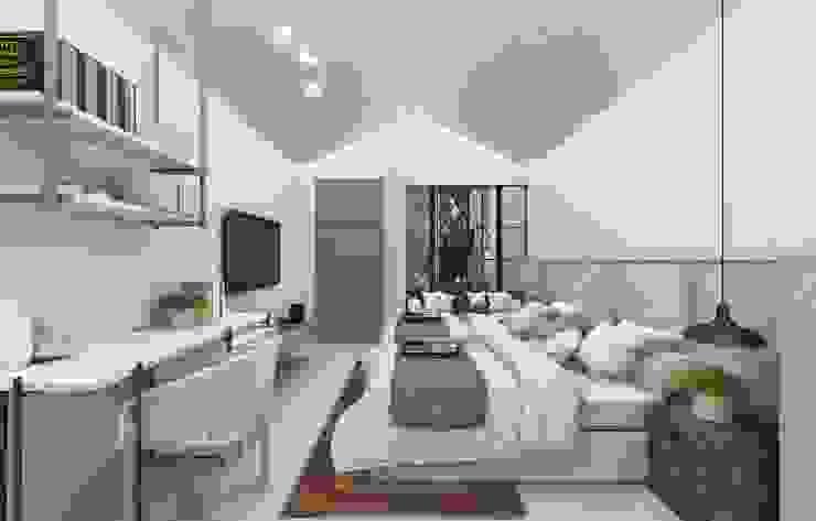 HOTEL IN CHAINGMAI โดย GADA STUDIO