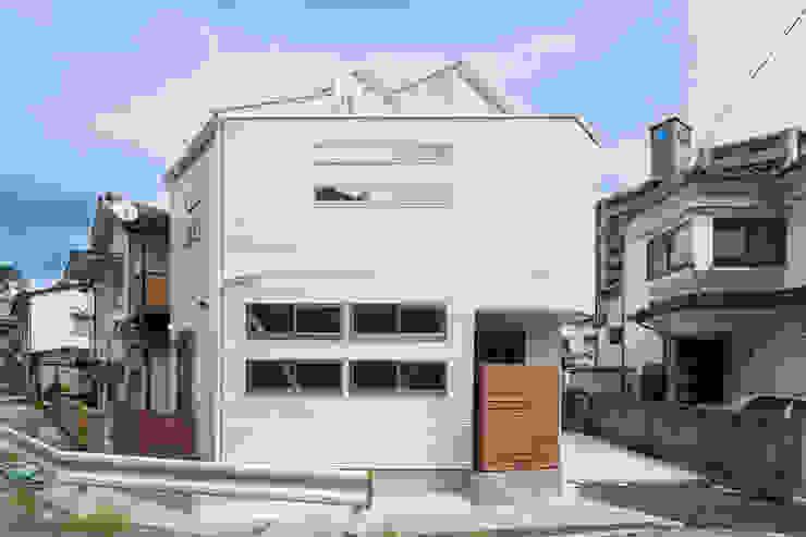 外観: 株式会社かんくう建築デザインが手掛けた家です。,オリジナル