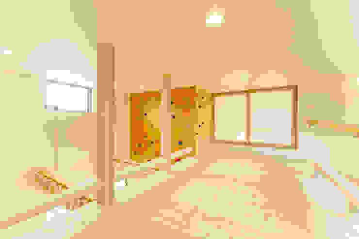 ロフト: 株式会社かんくう建築デザインが手掛けた子供部屋です。,オリジナル