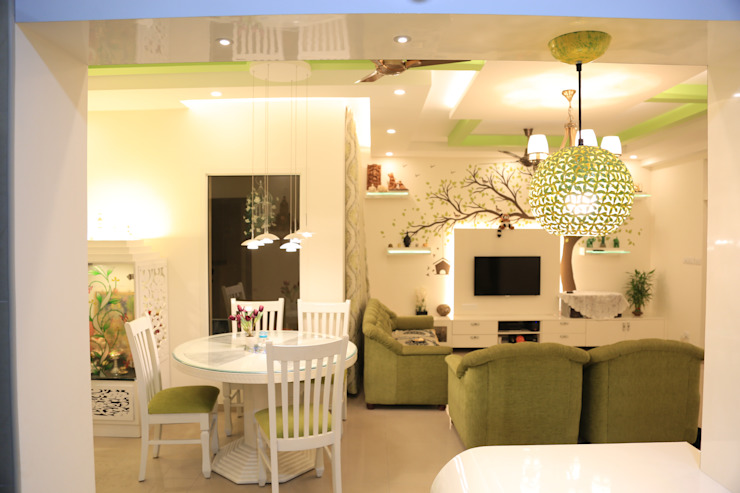 Living and Dinning by homify
