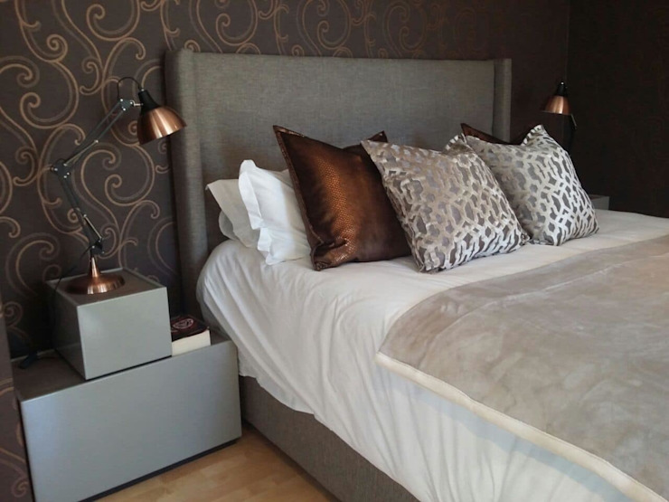 Morningside Residence:  Bedroom by CKW Lifestyle Associates PTY Ltd, Eclectic
