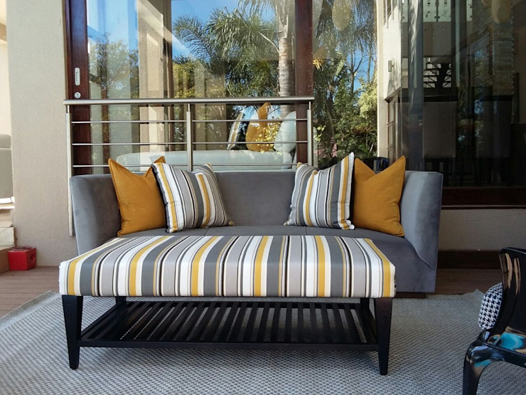Morningside Residence:  Patios by CKW Lifestyle Associates PTY Ltd, Eclectic