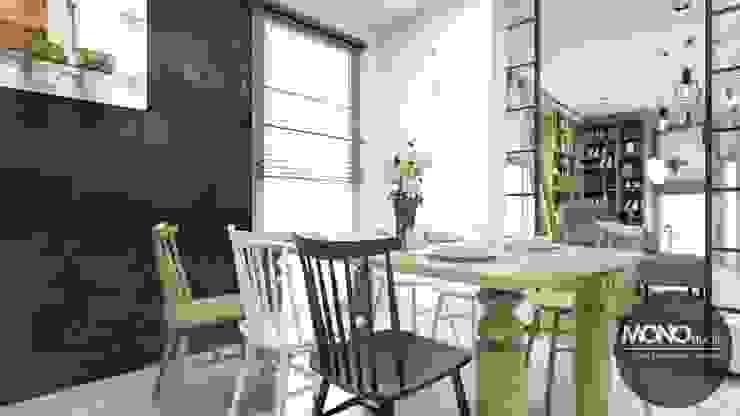 MONOstudio Scandinavian style dining room