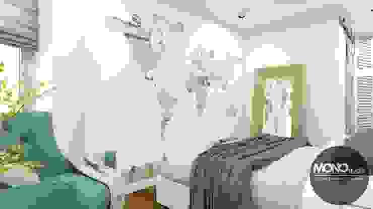MONOstudio Scandinavian style bedroom