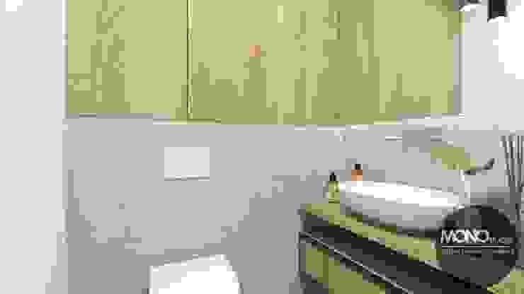 MONOstudio Scandinavian style bathrooms