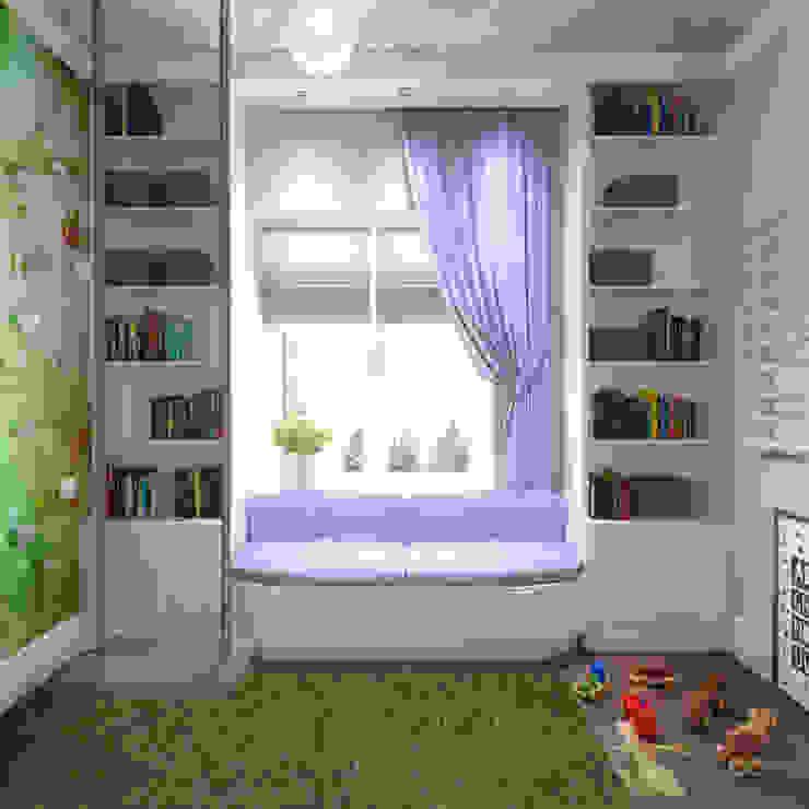 homify Nursery/kid's room