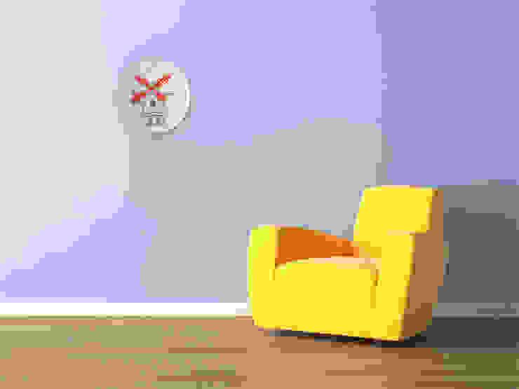par Just For Clocks Moderne Verre