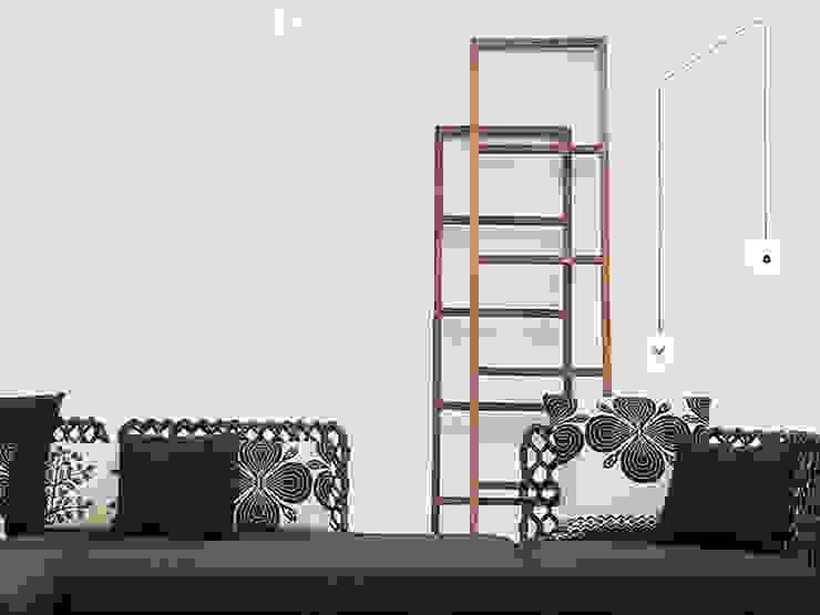 Progetti Tutu White Wall Clock: modern  by Just For Clocks,Modern Wood Wood effect