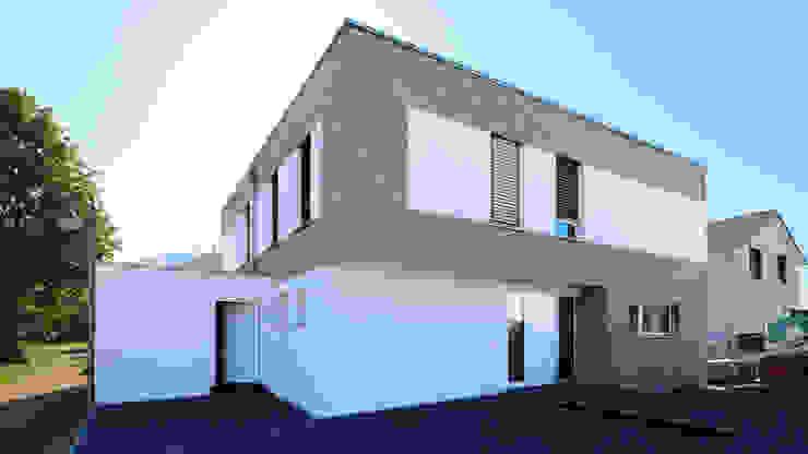 Architektenhaus an der Bergstraße Moderne Häuser von Karl Kaffenberger Architektur | Einrichtung Modern