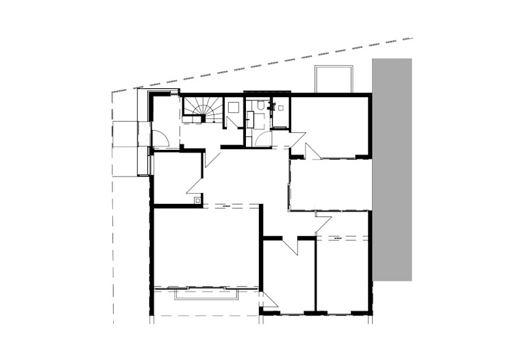 Maisons modernes par 4plus5 Moderne