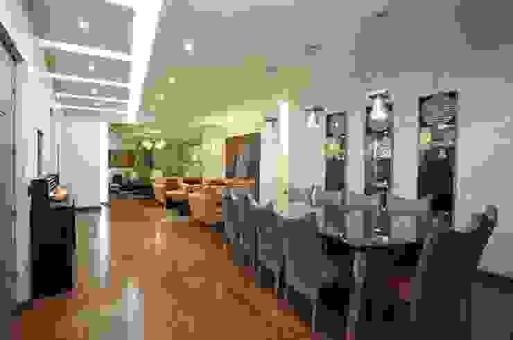 Comedores modernos de Hazem Hassan Designs Moderno