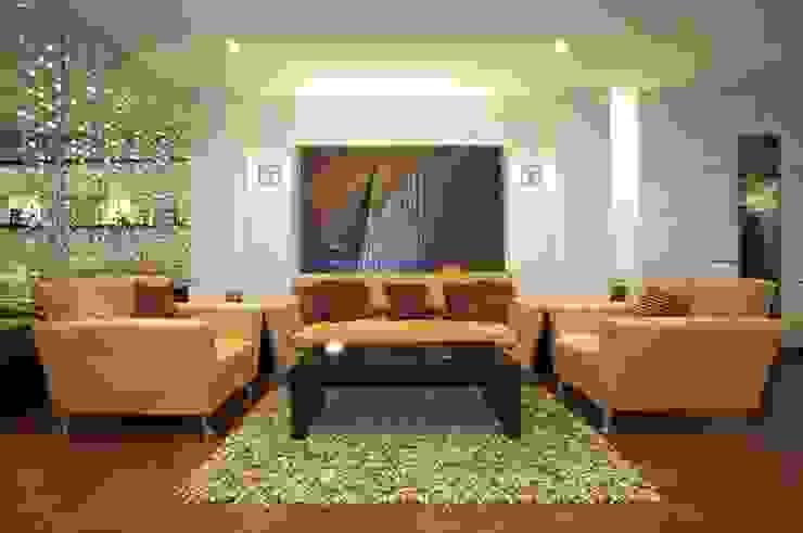 Salones modernos de Hazem Hassan Designs Moderno