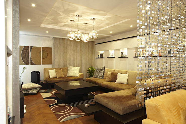 Modern living room by Hazem Hassan Designs Modern