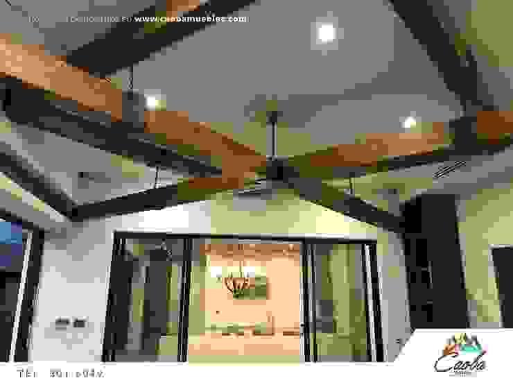 Proyecto Caborca de Caoba Muebles Moderno