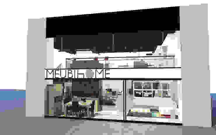 Meubihome: Tienda de Muebles. de TRIBU ESTUDIO CREATIVO Moderno