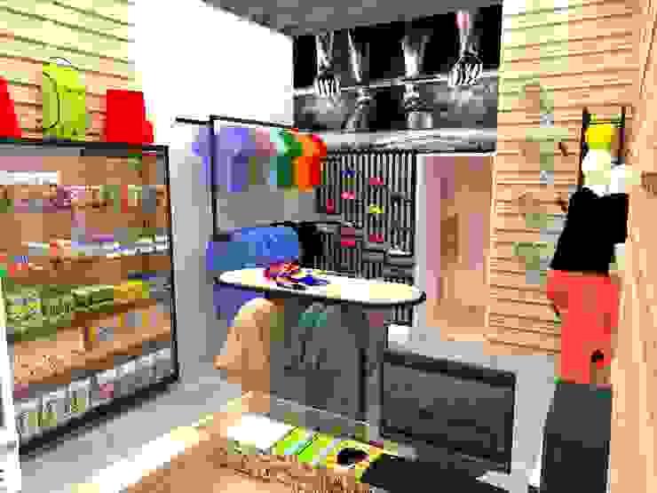 Tienda Spacio Top TRIBU ESTUDIO CREATIVO Espacios comerciales