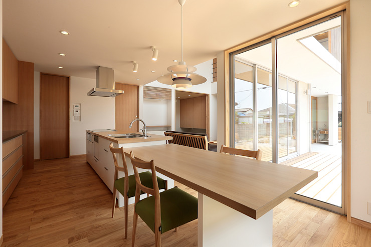 TEKTON | テクトン建築設計事務所 Kitchen