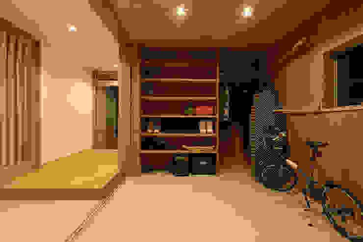 TEKTON | テクトン建築設計事務所 Double Garage