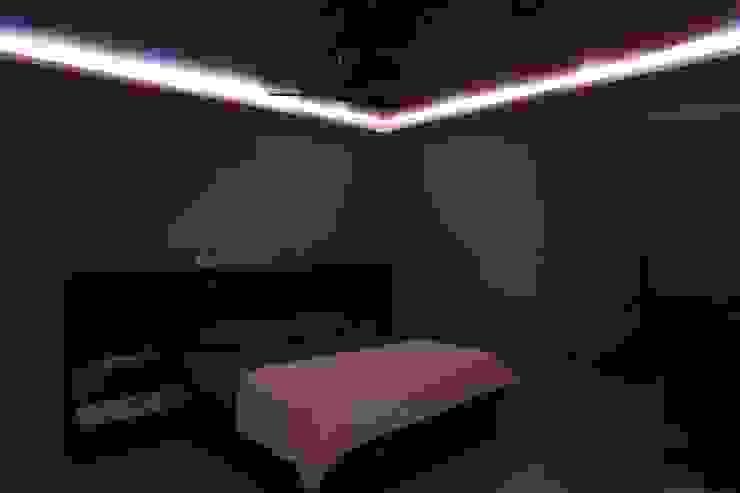 Bedroom Modern Bedroom by homify Modern Plywood