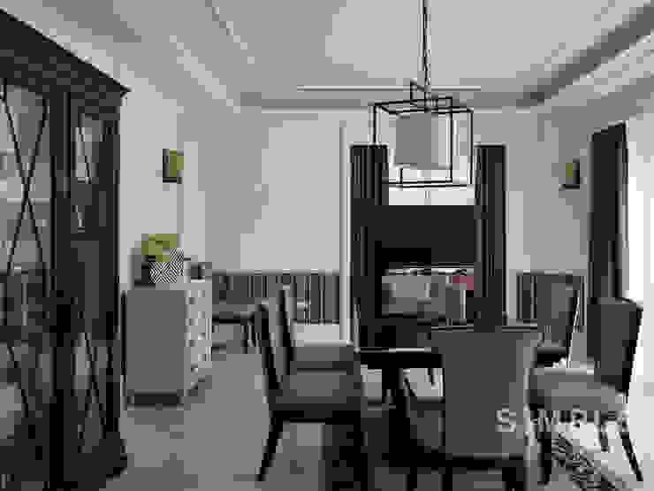 台中 皇家皇品實品屋 根據 尚展空間設計 古典風