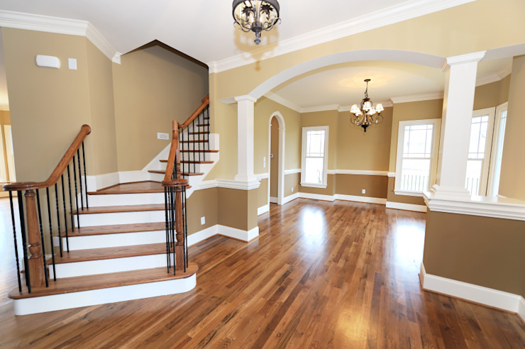 Painting Interior Walls and Ceilings by Mercy Projects