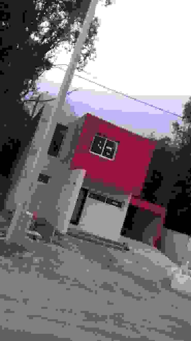 Casa MT de Arq. Gerardo Rodriguez Moderno Ladrillos