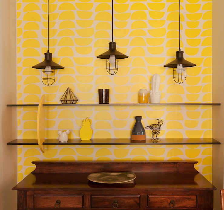 House Brooks. Comedores modernos de Redesign Interiors Moderno