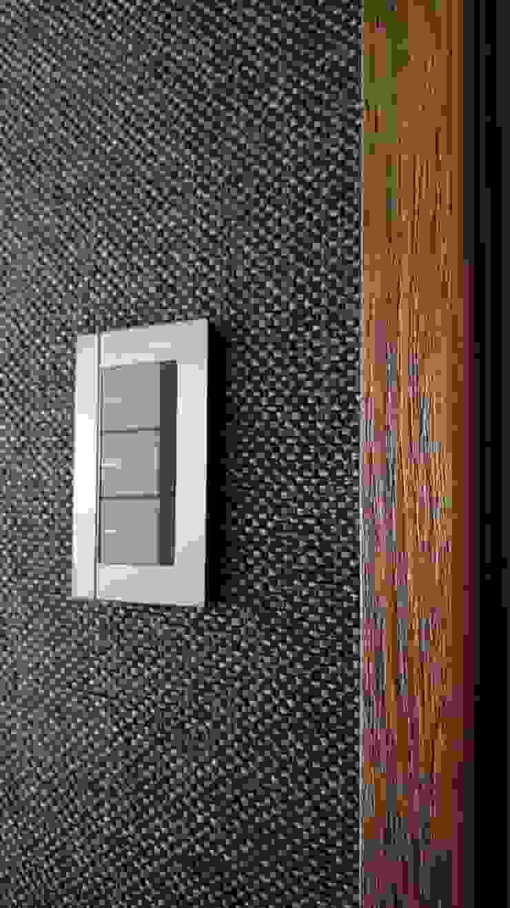 細節 根據 見和空間設計 現代風 鋁箔/鋅
