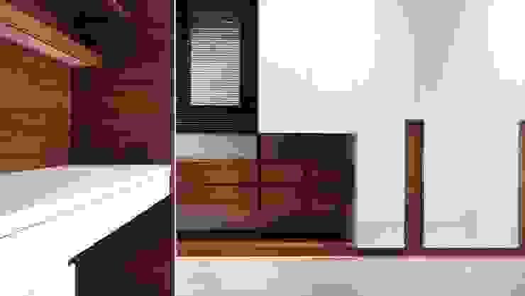 量體分割 根據 見和空間設計 現代風 合板