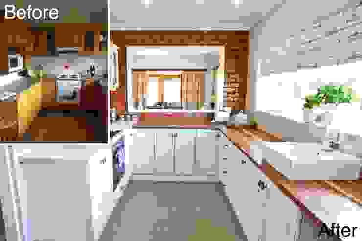 House de Goede Cozinhas minimalistas por Redesign Interiors Minimalista