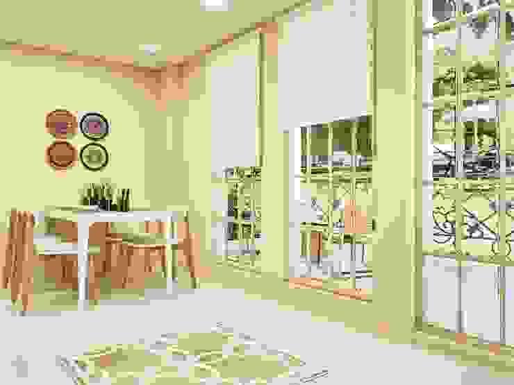 Dobruca Villaları Mutfak SEVDE KASA İÇ MİMARLIK Modern