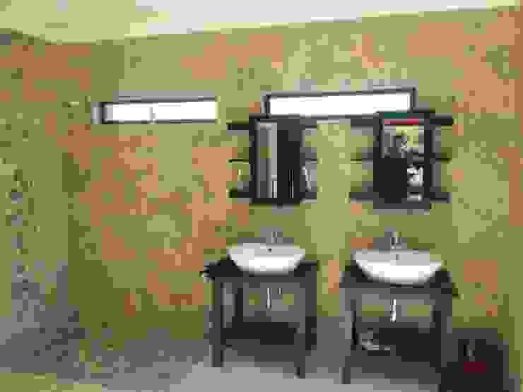 Honeydew Modern bathroom by A Fox Construction SA Pty Ltd Modern