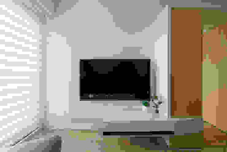 電視牆 根據 Moooi Design 驀翊設計 北歐風