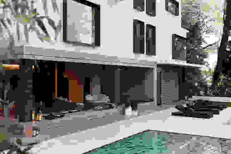 by DZINE & CO, Arquitectura e Design de Interiores Modern