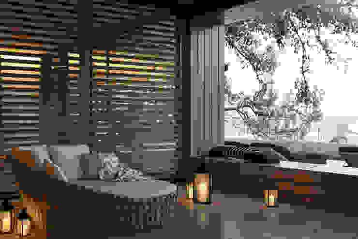 Villas by DZINE & CO, Arquitectura e Design de Interiores
