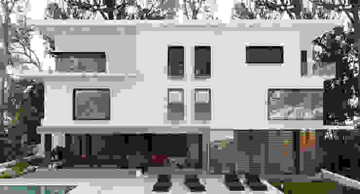 Houses by DZINE & CO, Arquitectura e Design de Interiores