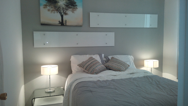 Recamaras Dormitorios modernos de Spazio Diseño de Interiores & Arquitectura Moderno