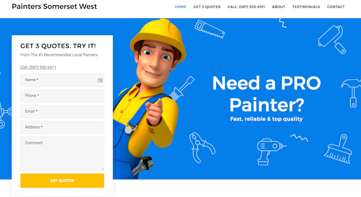 Painters Somerset West Modern Walls and Floors by #1 Painters Somerset West Modern Slate