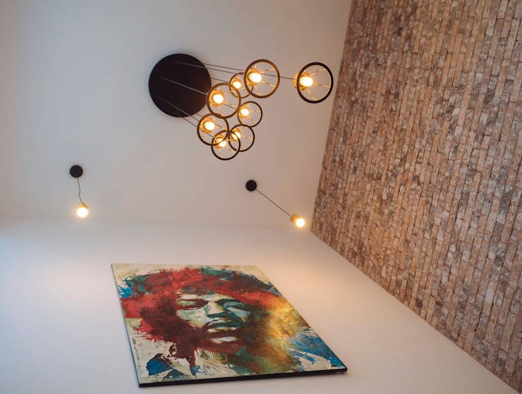 by Nube Interiorismo Eclectic