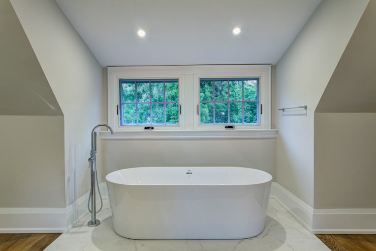 Glen Rd Minimalist style bathroom by Contempo Studio Minimalist