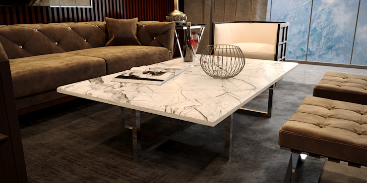 ARMONIA Furniture Collection ( I ): modern  by MFInteriors, Modern Marble