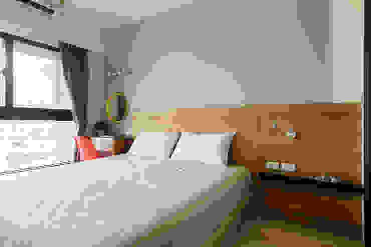 Residence | Kaohsiung 博聞 蕭宅 根據 E&K宜客設計 隨意取材風