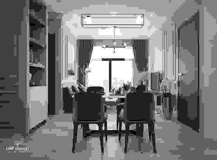 MASTERI THẢO ĐIỀN, D2 Phòng ăn phong cách kinh điển bởi LEAF Design Kinh điển