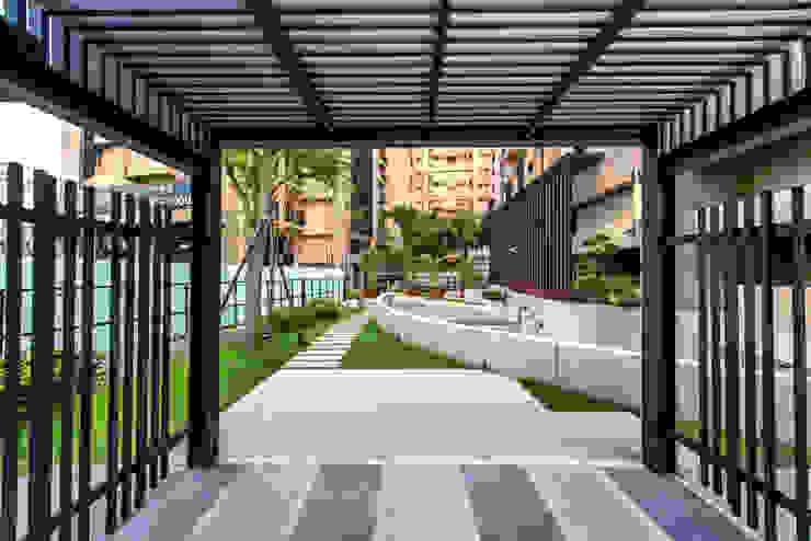 新北-合新大河公園 根據 研舍設計股份有限公司 現代風