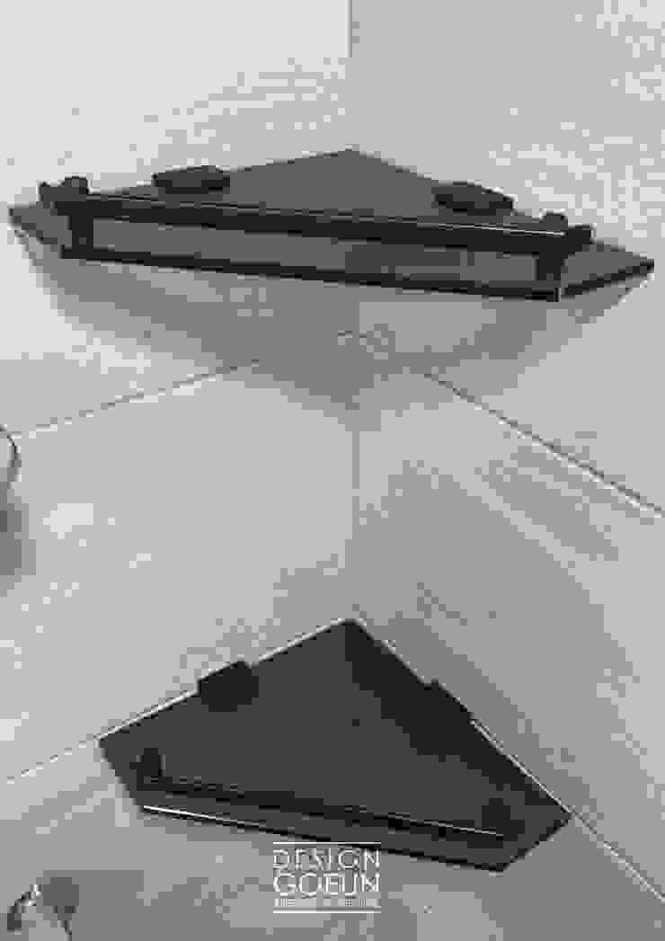 삼산 미래타운 2차 21PT 리모델링 모던스타일 욕실 by 디자인고은 모던