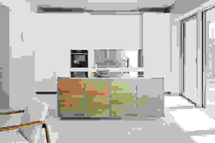 Modern Kitchen by PAOLO FRELLO & PARTNERS Modern