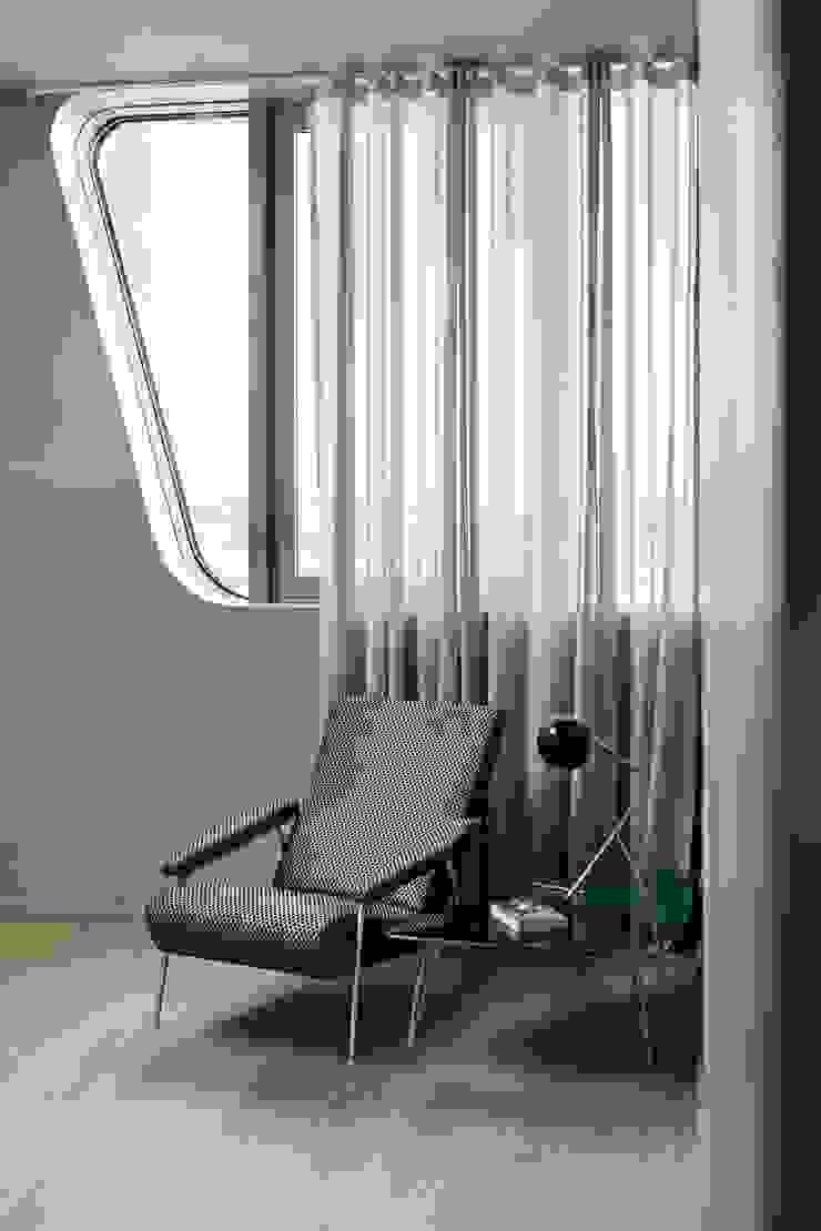 Apartment Citylife Milano Camera da letto moderna di PAOLO FRELLO & PARTNERS Moderno
