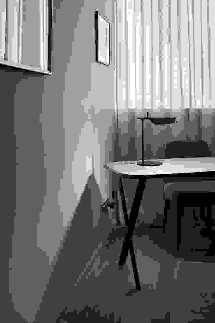 Apartment Citylife Milano Studio moderno di PAOLO FRELLO & PARTNERS Moderno